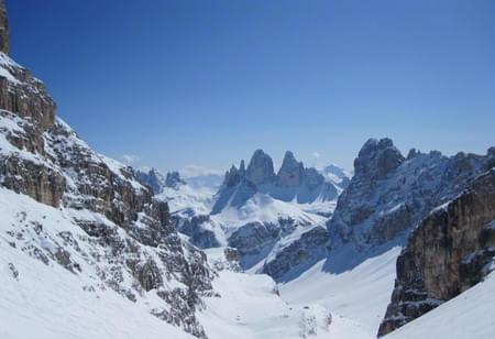 Skitour-in-den-Sextner-Dolomiten